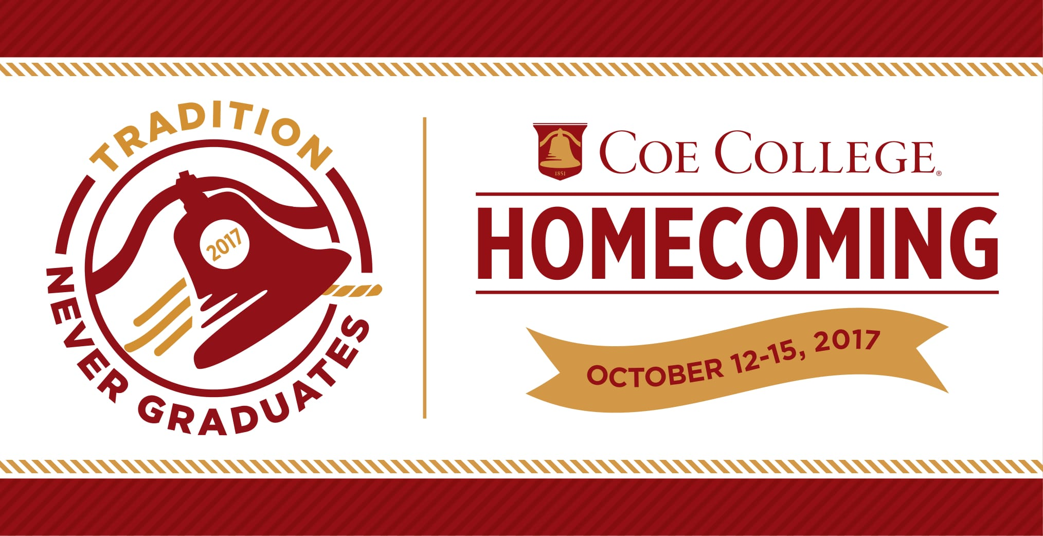 Register now for Homecoming 2017!