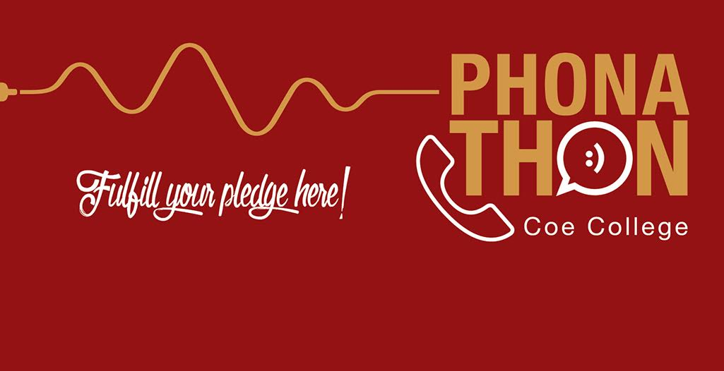Fulfill your Phonathon pledge online.