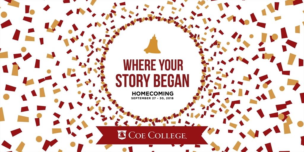coe college alumni homecoming 2018
